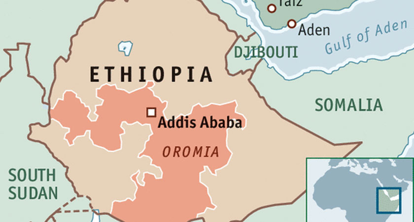 Anger Among the Oromo Ethnic Group Boils Over