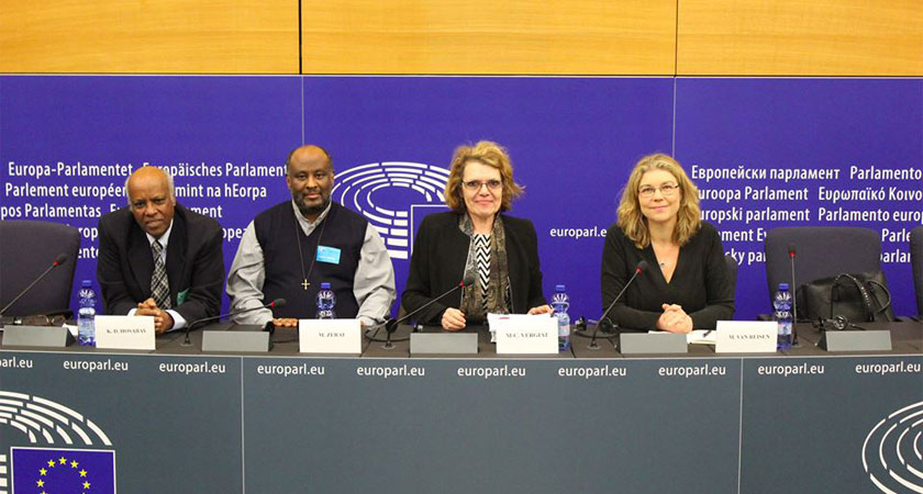 EU Parliament resolution on Eritrea Human Rights