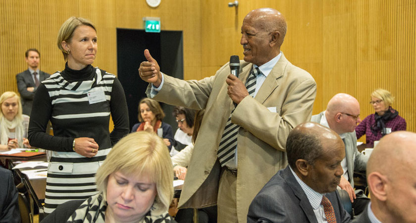 Eritrea Education Minister Introduced to Finnish Education