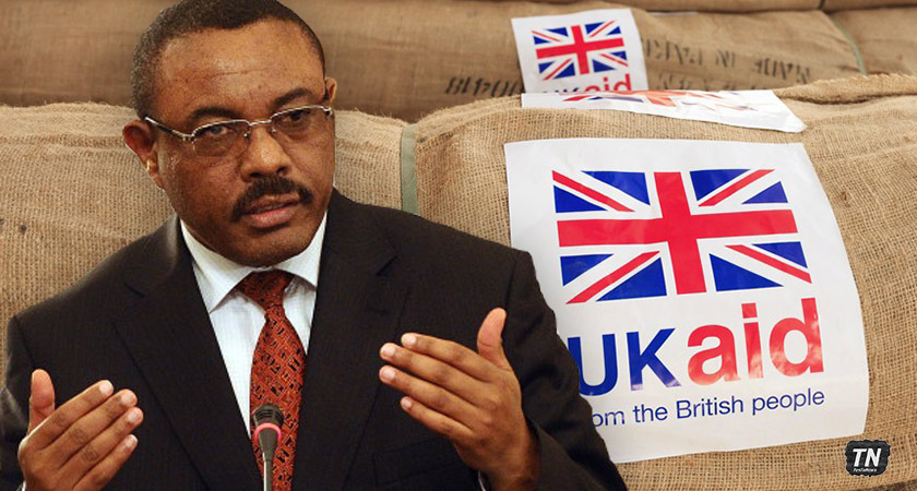 Ethiopia: British Aid in the Wrong Hands