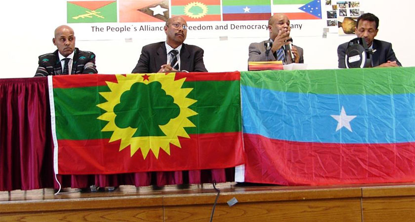 Ethiopia:  PAFD Frankfurt Public Meeting and Resolution