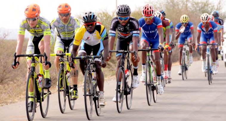 Eritreans Outshines in Tour of Eritrea: Michael Habtom Celebrates Exalting Moment
