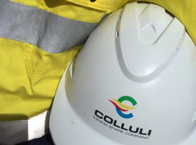 colluli potash project
