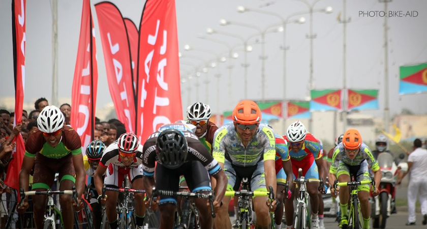Tour of Eritrea: Tesfom Okubamariam Wins Massawa Circuit