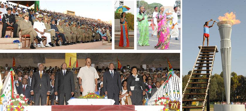 Eritrea Celebrates a Quarter Century of Independence