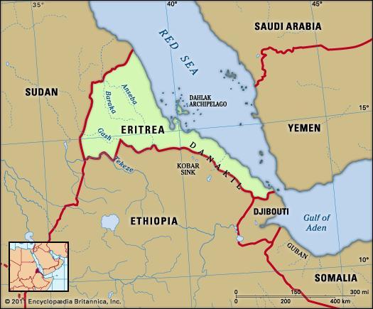Filipino Fishermen away Eritrean coasts