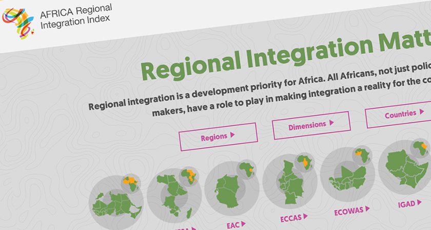 Africa Regional Integration Report 2016: A Summary