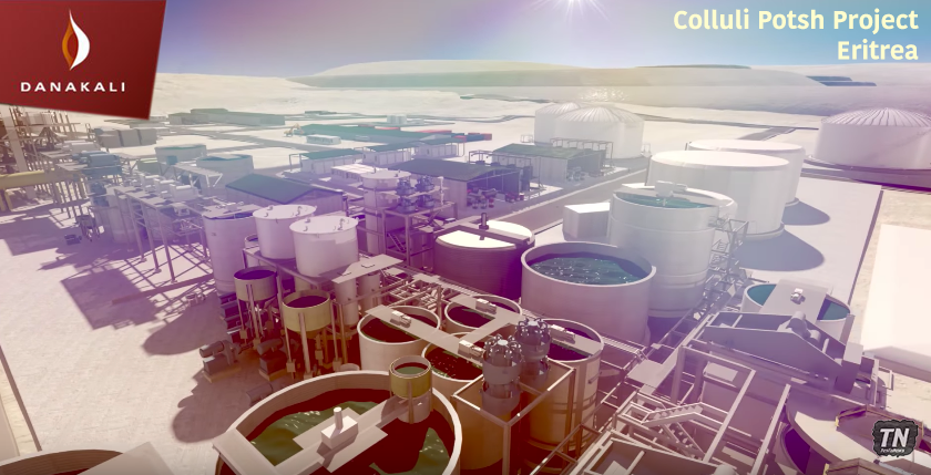 DRA Global Confirmed Preferred EPCM Contractor for Eritrea Potash Project