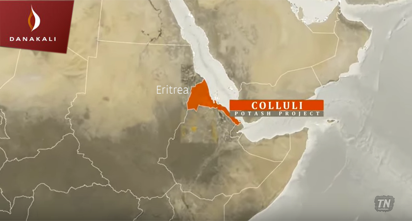 Eritrea Approves Social and Environmental Impact Assessment for Colluli Potash Project