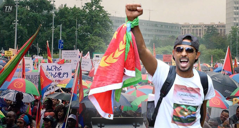 Thousands of Diaspora Eritreans Rally Against COI Report in Geneva