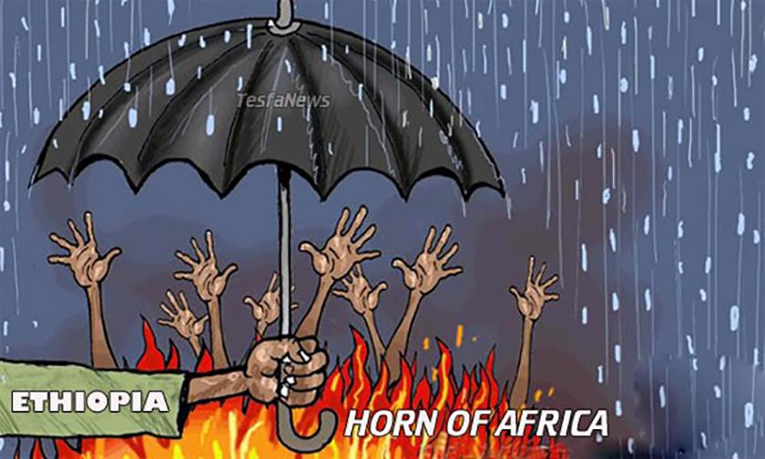 ethiopia Horn of Africa problem