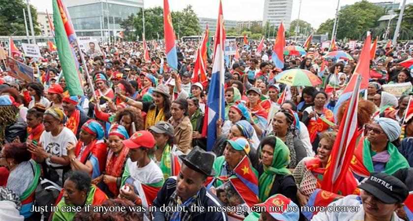 Over 200,000 Petitioners Slam Sickening COI-Eritrea Report