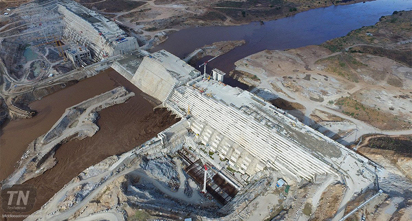 Ethiopia's Military-Linked Firm METEC Ousted from Dam Project