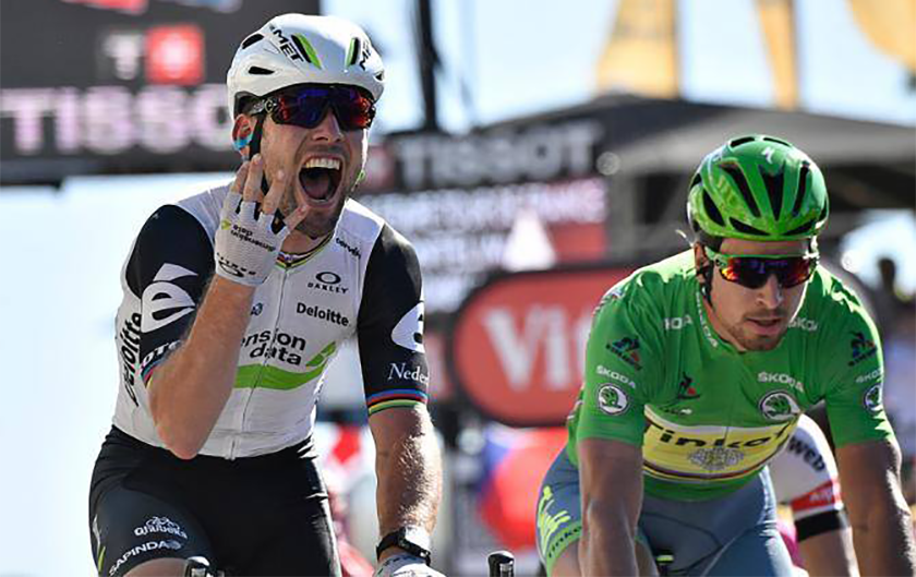 Mark Cavendish wins 4th tour de france