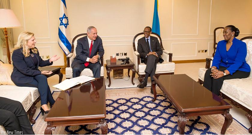 """Netanyahu: Africans Deported from Israel """"Not Asylum Seekers"""""""