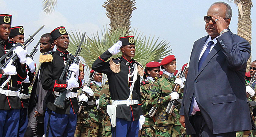 Washington's Closest Ally on the Horn of Africa Has a Terrible Human Rights Record