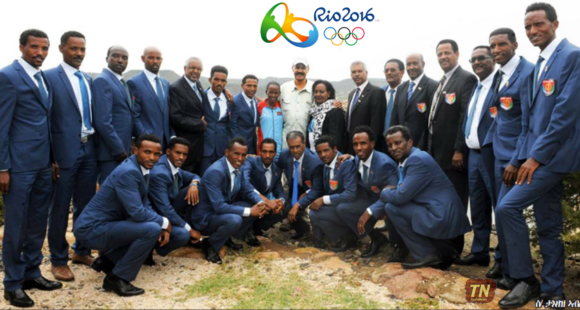 Eritrea Rio Olympics