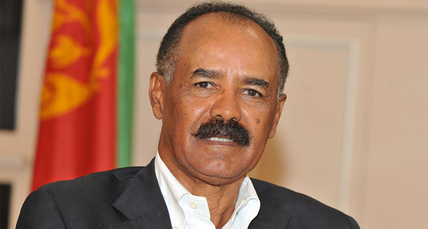 President Isaias Afwerki sent messages to several Heads of State and Governments on UN Security Council