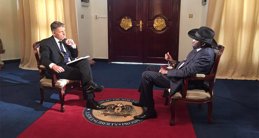 South Sudan Peace Agreement 'Not Made to be Implemented' – Kiir