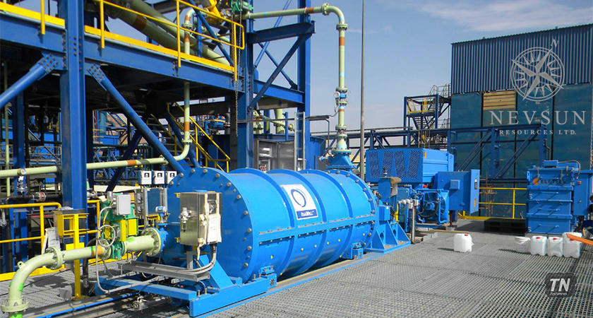 Nevsun Exceeds H1 2016 Production Guidance and Beats Cash Cost Guidance