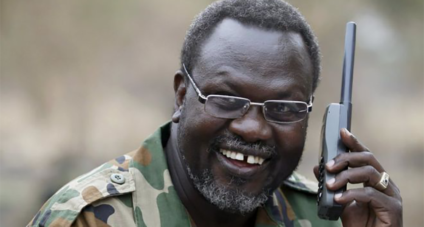 Riek Machar: I'm Still the First VP of South Sudan