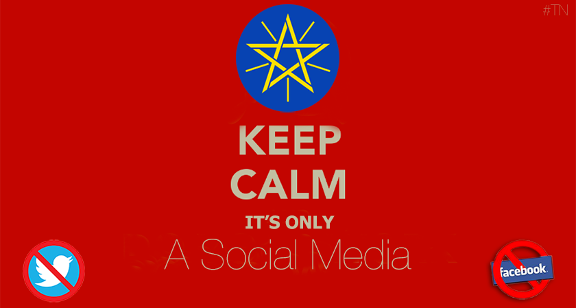 Ethiopia social media blocked