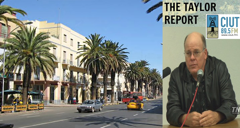 The Taylor Report with Thomas C. Mountain