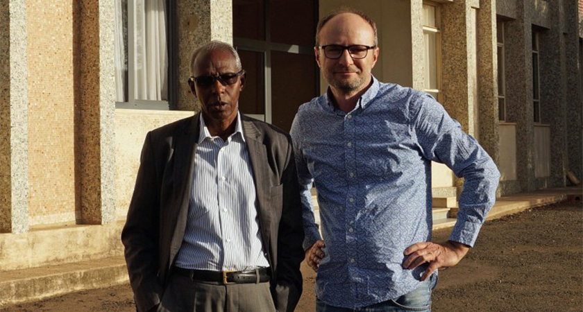 Conversation with Eritrea's  2nd Most Important Man