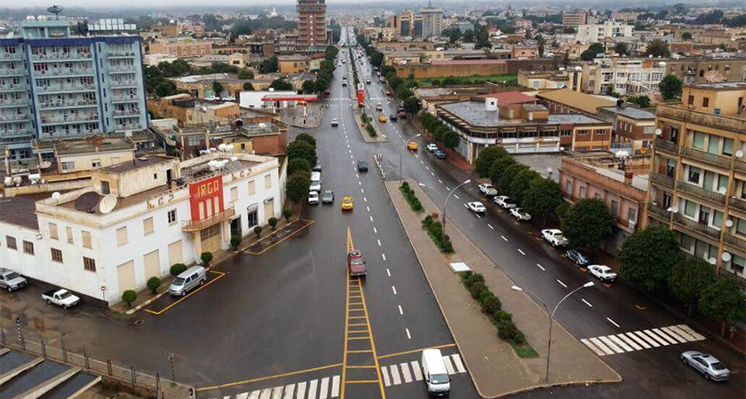 Eritrea's Capital Asmara Hopes for Tourists