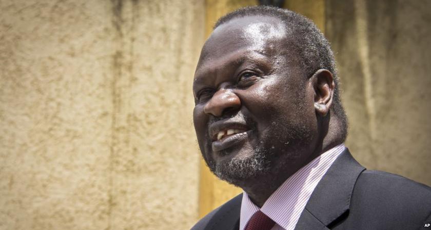 "South Sudan's Riek Machar in Khartoum for ""Medical Treatment"""