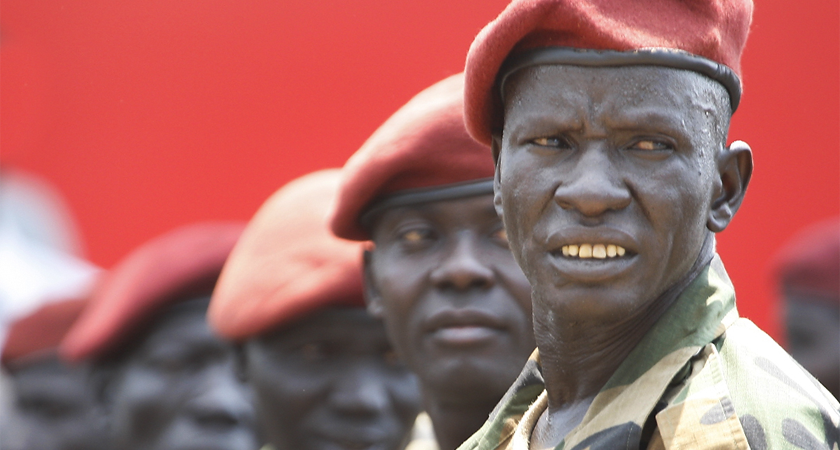 The U.S. Pushes Regime Change in South Sudan
