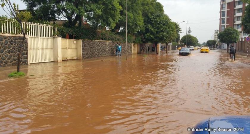 El Nino in East Africa: Update on Eritrea