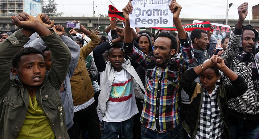 Ethiopia's Oromo Youth Will No Longer Stay Silent