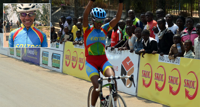 Yohana Dawit to Race as First Eritrean Female Professional Cyclist