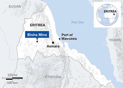 Bisha mine