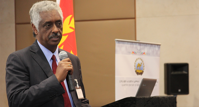 Prof. Tadesse Mehari Participated at International Conference for Higher Education