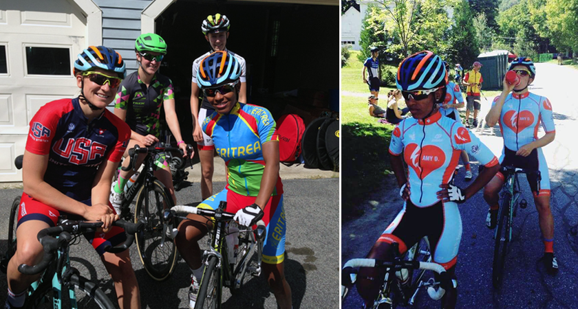 Yohana Dawit Finishes 9th at Green Mountain Stage Race TT