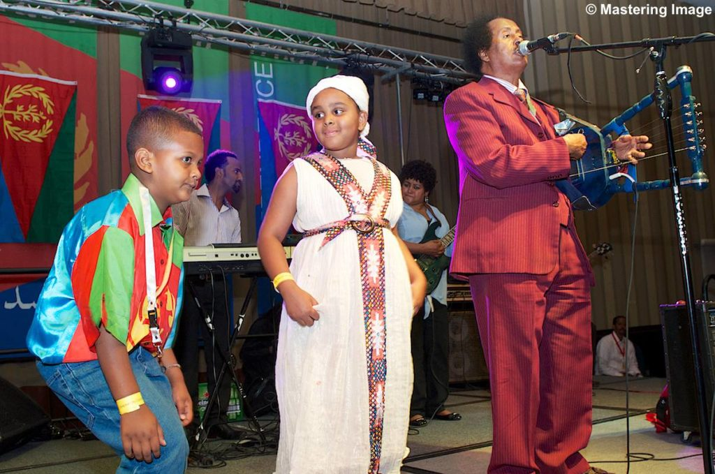 The Living Legend Bereket Mengisteab