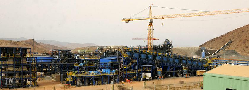 bisha zinc plant in Eritrea