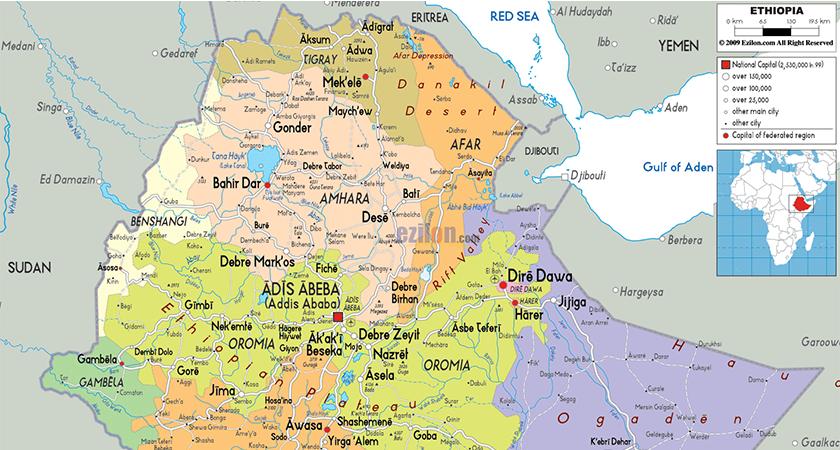 Ethiopia Ras Dashen blunder
