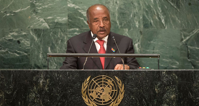 Foreign Minister Osman Saleh Addresses the 72nd UN General Assembly – Full Speech