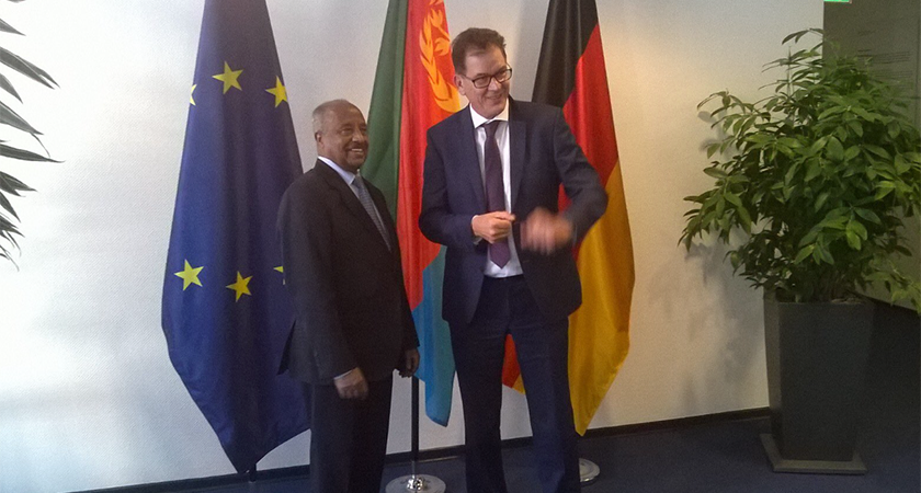 Germany – Eritrea Intergovernmental Dialogue Started in Berlin