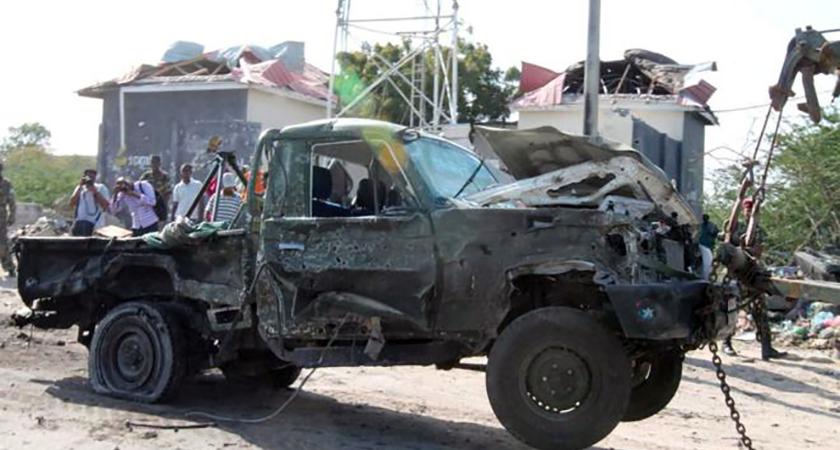 Somalia General Killed in Mogadishu Car-bomb Attack