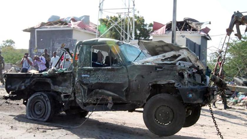 Mogadishu car bomb attack