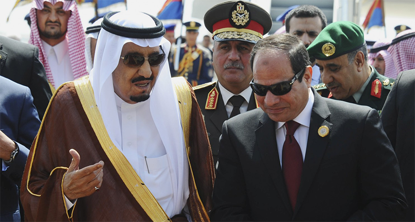 Allies No More? Saudi Suddenly Halts Egypt Fuel Shipments