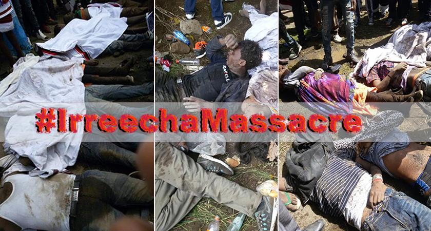 irreecha massacre Oromia