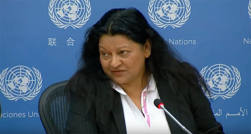 Eritrea: UNHRC Special Rapporteur in Cahoots with Subversive Groups
