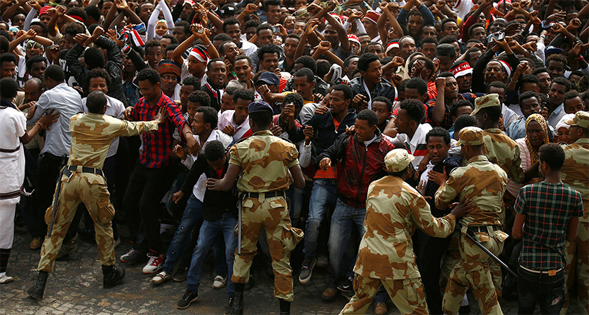 Ethiopia Arrested over 11,000 Since State of Emergency Declared