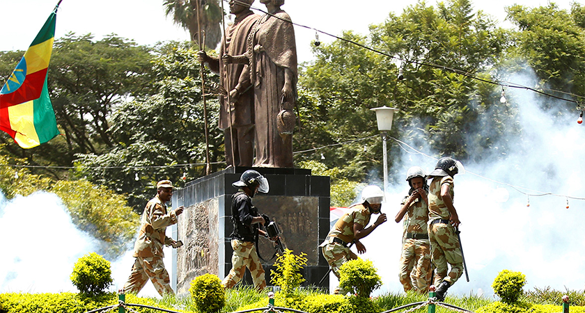 2016: Ethiopia's Year of Brutality, Restrictions