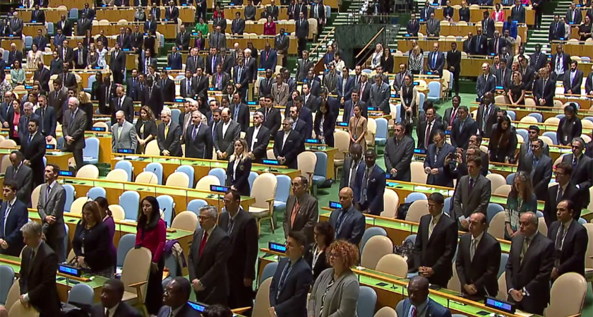 UN General Assembly Pay Tribute to Late Permanent Representative of Eritrea